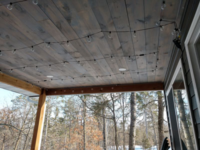 Covered Porches Decks