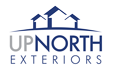 Up North Exteriors logo